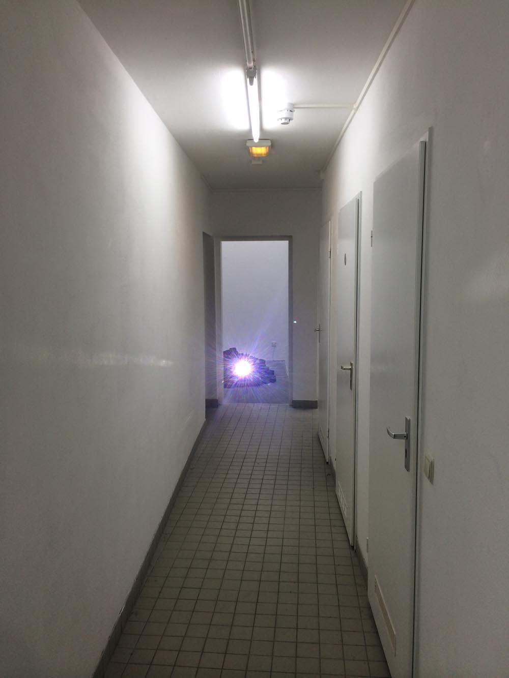 Heap from the Corridor